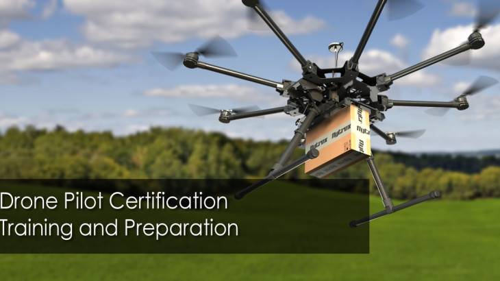 Drone Certification Training