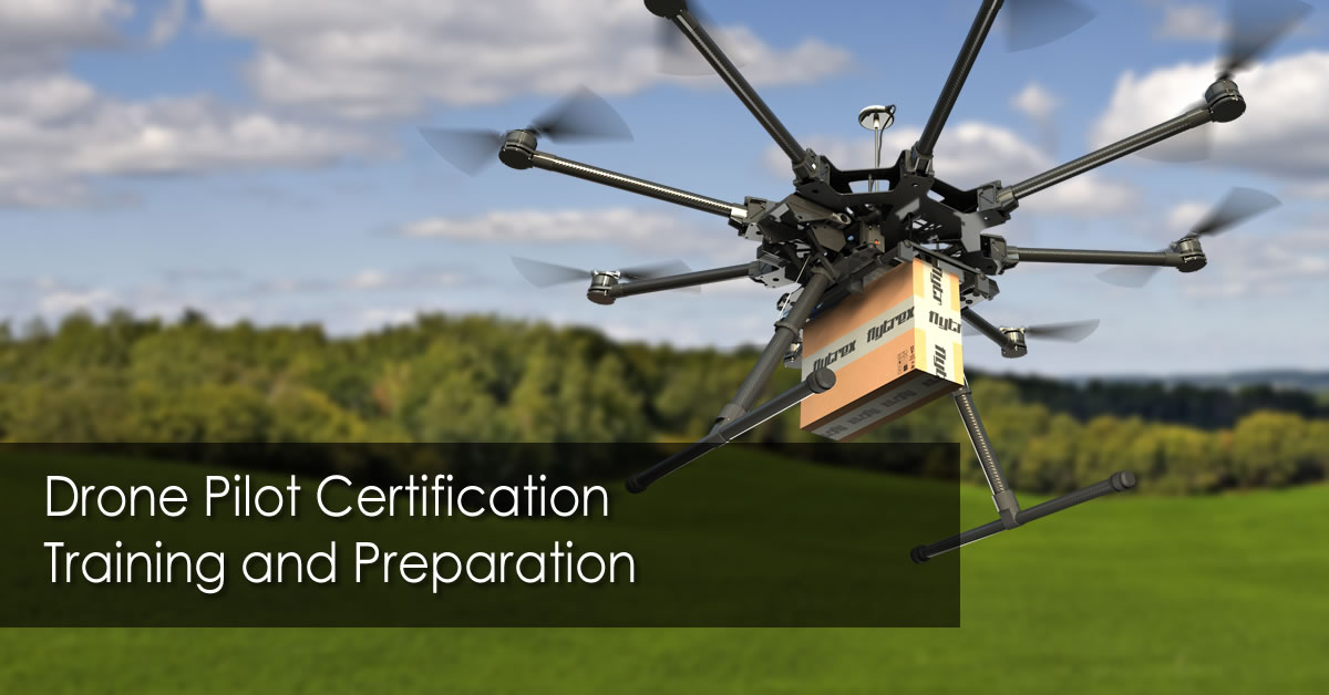 Drone Pilot Certification Training Ulearning