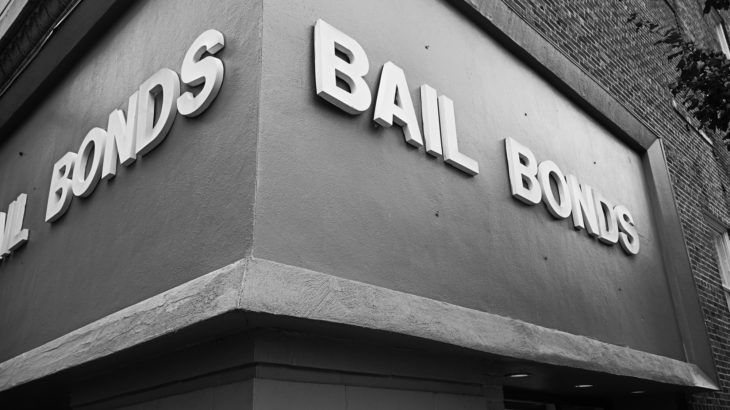 Bail Bond office building