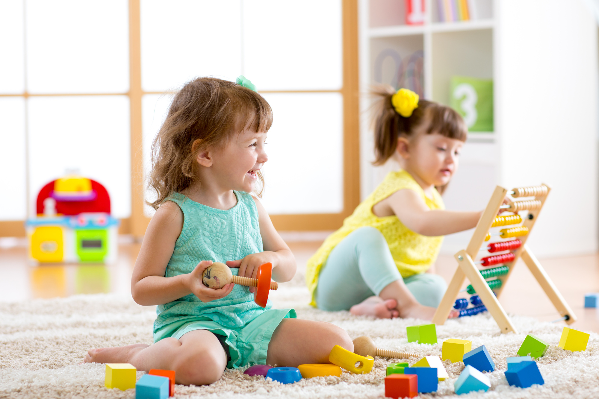 Early childhood learning centers