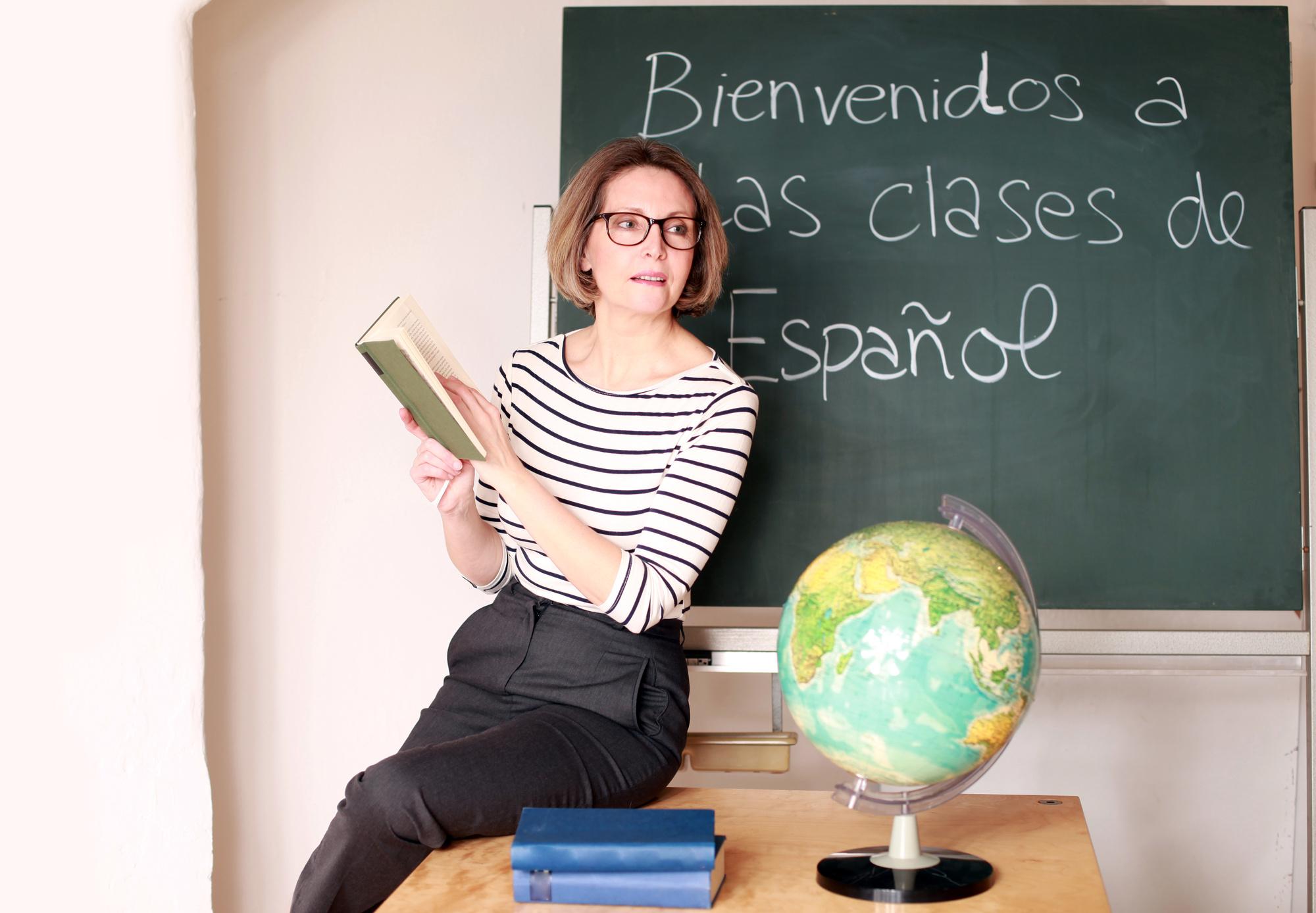 how to teach spanish